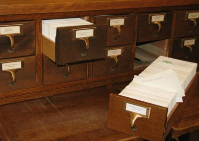 We're Updating our Archival Catalog Thanks to IMLS