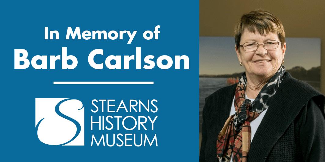 In Memory of Board Member Barb Carlson