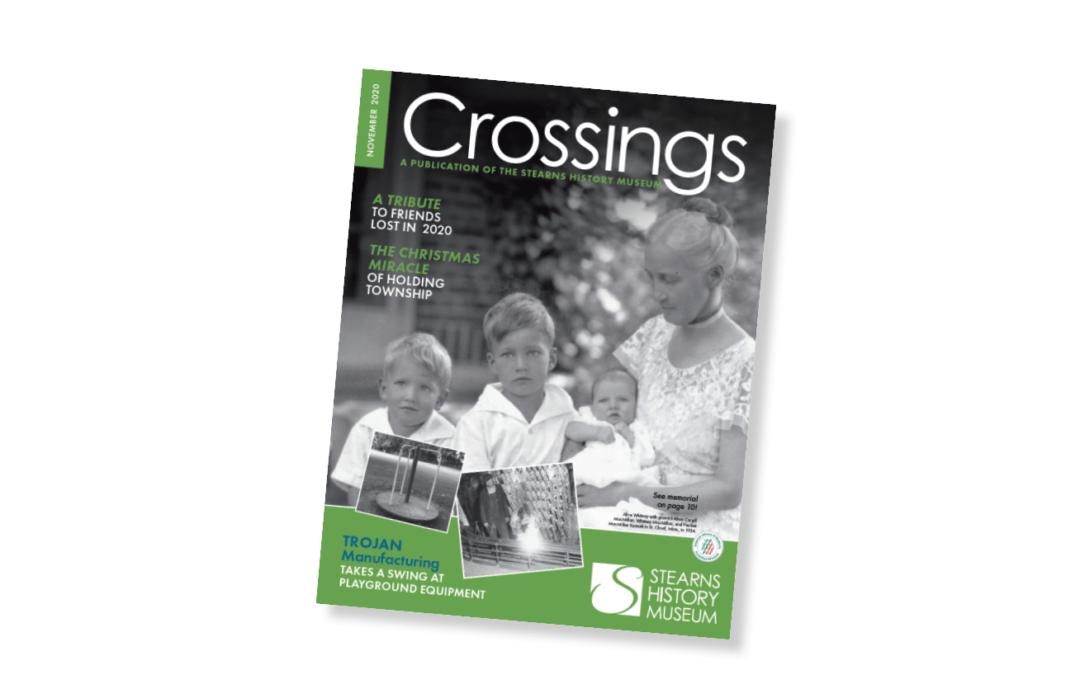 Crossings Excerpt: November 2020