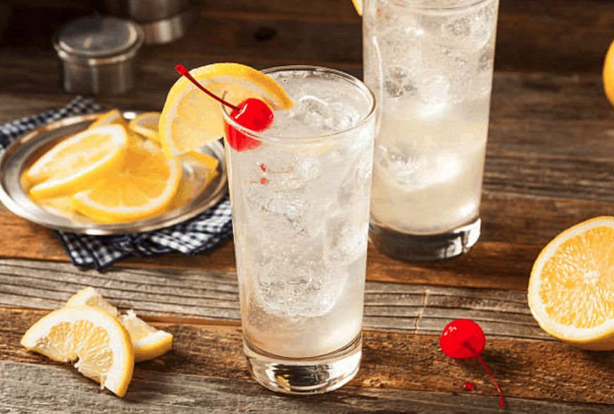 History At Home: Tom Collins Happy Hour