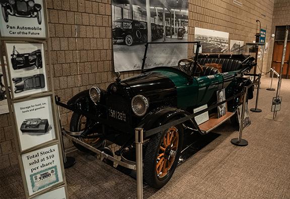 Pantowners Car Show & Swap Meet