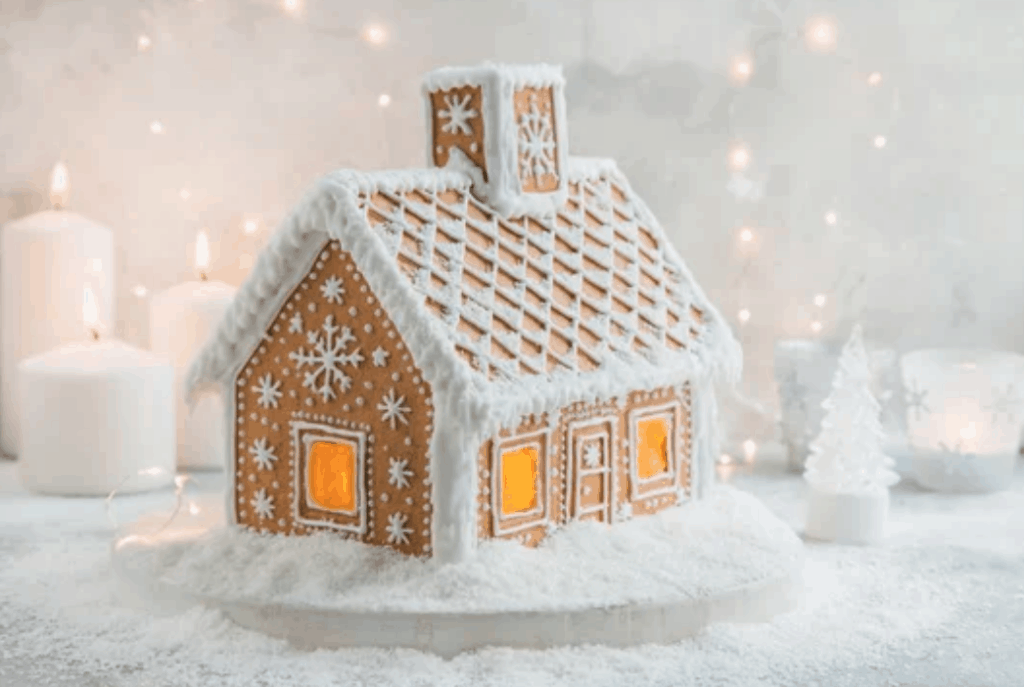 Rethos Gingerbread House